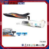 China manufacturer plastic children radio control rc model ship for sale