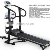 W1800M1D magnetic treadmill with multi function massage