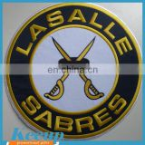 Promotion items Hand embroidery bullion badges
