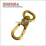 metal clip swivel hook