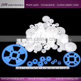 Factory Price !!Custom made injection moulding plastic gear wheel and ring gear with high precision