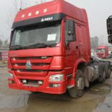 Eour 4  Sinotruk /HOWO/tractor truk /ZZ4257N3247D1