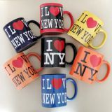 New York Souvenir Gift Ceramic Coffee Mug CUP 11OZ