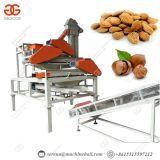 Large Capacity Almond Hulling and Shelling Equipment Line 1000 KG / H