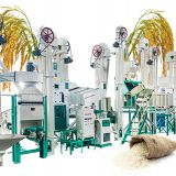 28ton/day customized rice milling machine