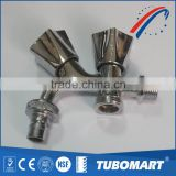 Factory Customized User-Friendly Quick Coupling Stainless Steel Angle Valve for wholesale