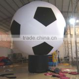 giant Inflatable football Balloons with logo printing for sale