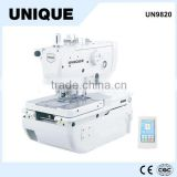 UN9820 electronic eyelet buttonhole machine button hole sewing machine brother