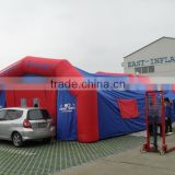 new design inflatable tennis court tent, inflatable tennis tent, inflatable tent with rooms