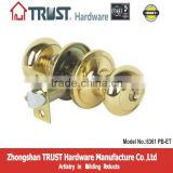 TRUST Grade 3 Tubular adjustable Latch door lock types