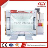 Factory Supply Galvanized Steel Car Maintanence Euqipment Automotive Spray Baking Booth(GL4000-A1)