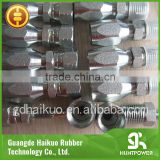 High quality parker hydraulic carbon steel hose fittings and ferrules