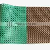 Anti slip rubber sheet roll , Anti slip mat roll , Stud Rubber Mat