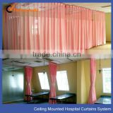 Hospital Sickbed curtain fabric for folding wall bed