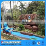C&Q Amusement rides, best selling sliding dragon train set amusement park trains for sale