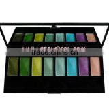 Glitter eyeshadow! 3 colors eyeshadow/ cosmetics/wholesale eyeshadow/make up eyeshadow pallet/glitter eyeshadow/eyeshadow