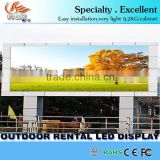 RGX Professional Advertising Stage Sports Stadium full color P6 P8 P10 indoor outdoor led display