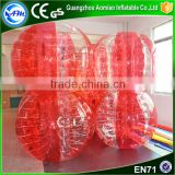 PVC inflatable christmas ball human bubble ball inflatable bubble ball for sale                                                                                                         Supplier's Choice