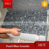 Pearl Blue Granite Slabs and Tiles