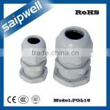 SAIPWELL PGL16 UL Long Type Plastic Junction Box Nylon Waterproof Cable Gland Manufacturer