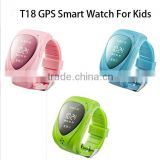 2016 New Arrial GPS Tracker Watch for Kids Children Waterproof Smart Watch with SOS support GSM phone Android&IOS Anti Lost