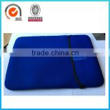 High Quality Custom printed neoprene laptop sleeve bag case without zipper                                                                                                         Supplier's Choice