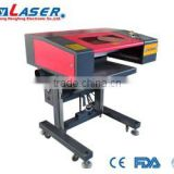 water cooling cooling model popular acrylic wood co2 leetro software control co2 laser engraving cutting machine on sale