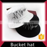Custom Printed Plain Bucket Hats wholesale
