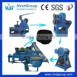 Used tire recycling machine/waste car tyre recycling machine                                                                                                         Supplier's Choice