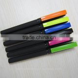 Office gel ink pen/plastic gel ink pen/Black ink pen