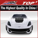 FRP body kit for 2014-2016 Chevrolet Corvette Duraflex Z06 Look Hood for Chevrolet Corvette