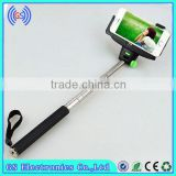 Hot New Products For 2015 Colorful Selfie Stick For Motorola Moto G Mobile Phone Accessories Factory In China