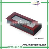 Championship ring diamond gift display gemstone box