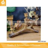 Custom Home Decor Resin Artificial Bird Candlestick Supplier                                                                         Quality Choice