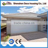 Made in china anti burglar rubber seal automatic garage door prices