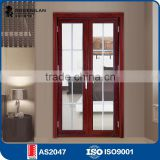 ROGENILAN-75 Australian AS2047 certificated aluminium frame south indian house front door designs