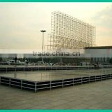 2015 RP specialized aluminum outdoor stage/outdoor concert stage/outdoor stage truss design