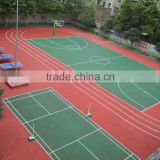 Basketball epdm flooring surface/epdm rubber granules/epdm chips with various colors-g-y-150319-1