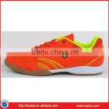 High quality design indoor soccer shoes