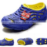 kid and safety shoes wholesale boy EVA clogs shoes