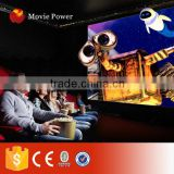 biggest cinema screen price china 5d cinema railer moving 3d/4d/5d/6d cinema theater movie mo
