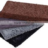 mineral rock wool suspended acoustic ceiling tiles/panels/boards