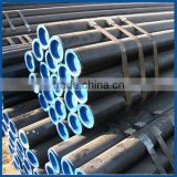 API5L GR.B seamless steel pipe with caps