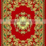 Mosque prayer carpet rug accept OEM Design