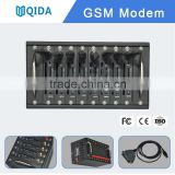 laptop internal 3g modem sms mass texting service 8 port bulk sms gateway device mobile automatic recharge system QW80