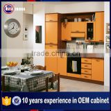 high quality modern kitchen cabinets with blum hinge & drawer