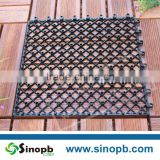 Paver Decking Tech Wood Decking Underlay Plastic Pad