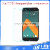 wholesale price!! for HTC M10 Tempered Glass Screen protector