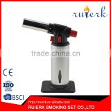 Culinary Torch for Creme Brulee - Butane Torch - Blow Torch for Soldering, Brazing, Crafts, EK-037