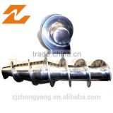 rubber screw barrel rubber pins cylinder extrusion screw barrel bimetallic screw barrel plastic machinery components
